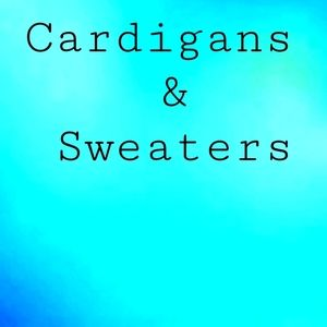 Cardigans & Sweaters